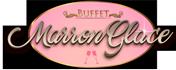 Buffet Marron Glace